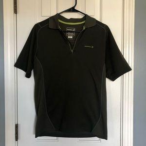 Merrell Men's Polo Shirt upf 50+